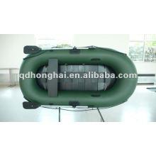 Barco de pesca barato barco inflable del PVC