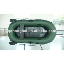 Barco de pesca de barco inflável barato de PVC