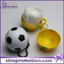Wholesale Custon Fashion Women Disposable Ball Rain Poncho