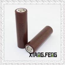 Оригинальная подлинная батарея 3.7V 18650 LG Hg2 18650 Аккумулятор 3000mAh Горячая продажа LG He2 / LG He4 / LG Hg4 / LG