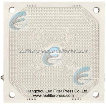 Leo Filter Press Membrane Filter Plate for Membrane Plate Filter Press Operation