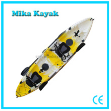 3 Seat Plastic Boats Fishing Boat Ocean Kayak Sale