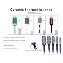 Salon Accessories Ceramic Thermal Hair Brush for Styling