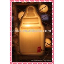 Lampe en porcelaine à la main pour l'approvisionnement d'artisanat de décoration (CE, ROHS, VDE ..)
