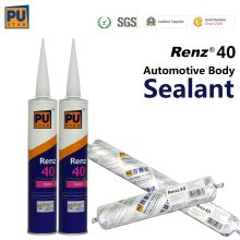 Car Body Sealant Renz 40 Single Component Fast Curing Polyurethane