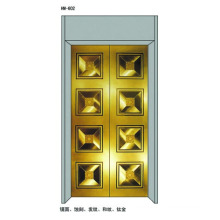 Aufzug Dekorative Landung Türpaneele