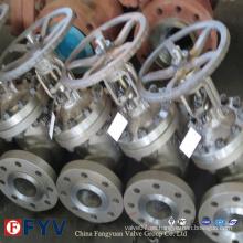 API 600 válvula de compuerta China fabricante
