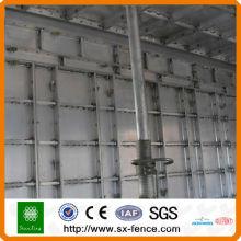 Plantilla de aleación de aluminio para la construcción (fabricante)