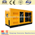 IWS VOLVO TAD532GE engine 100KW/125KVA electric power diesel generator with canopy(68~508KW)