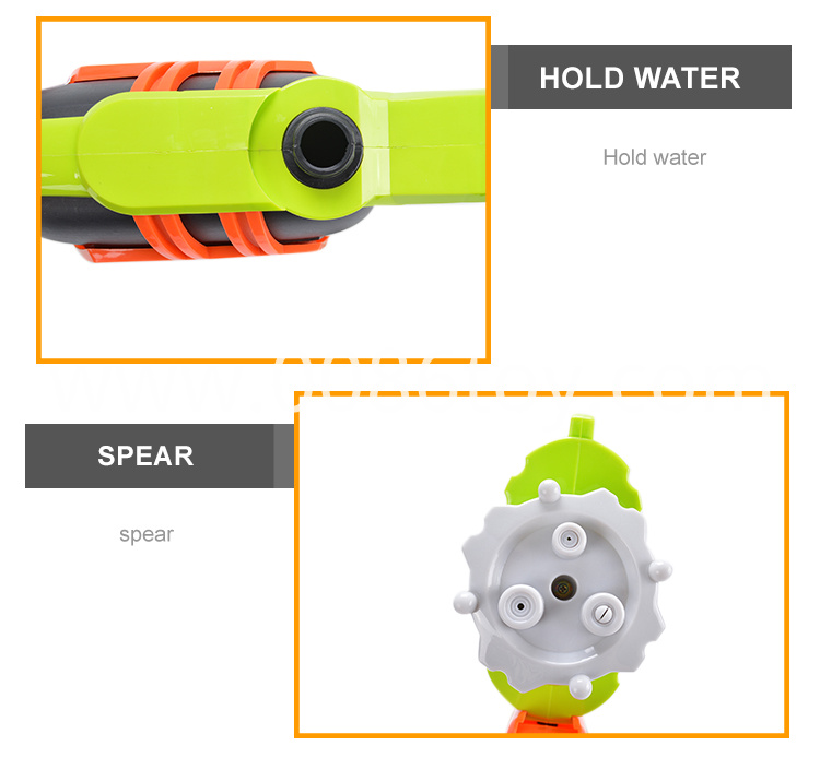 Plastic 50 CM Sprinkler Head Gun1 Water
