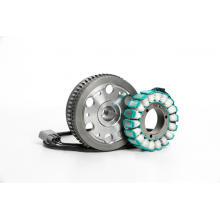 Moto deux roues magneto