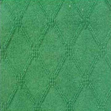 Single Color Velour Jacquard Teppich