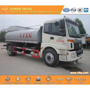 FOTON 6wheels water tanker fire truck 4x2 12cbm