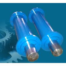 Welding cylinder of hydraulic system