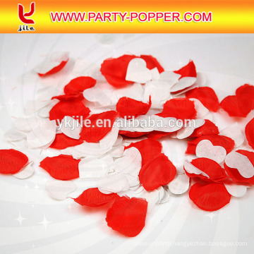 Dried flower confetti Silk N Rose Petals – White, 60 pieces