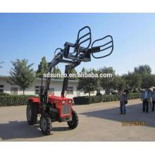 Fourche de palette de chargeur frontal pour le tracteur