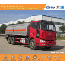 FAW 6X4 22000L fuel transport truck
