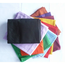 Polyester-Baumwolle 90GSM schwarz Taschendiebstahl Stoff