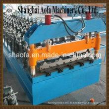 Machine de formage de rouleau de panneau de plancher (AF-900)