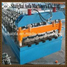 Floor Panel Roll Forming Machine (AF-900)