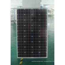 Solar 100watt Monocrystalline off-Grid PV Solar Panel