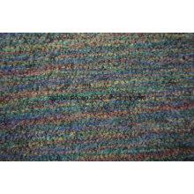 Tissu de laine Colorful Single Face