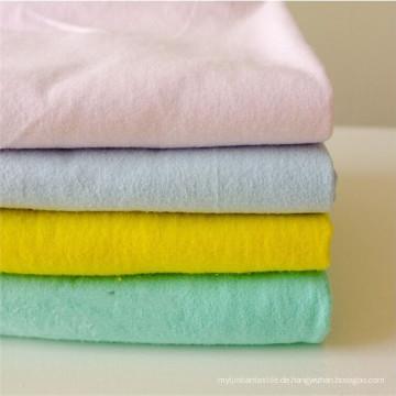 Polyester / Baumwollgefärbtes Flanellgewebe
