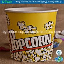 Биоразлагаемый бочонок из попкорна в рекламных ценах