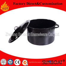 Nuevo diseño 21 Qt Esmalte Stock Pot Houseware