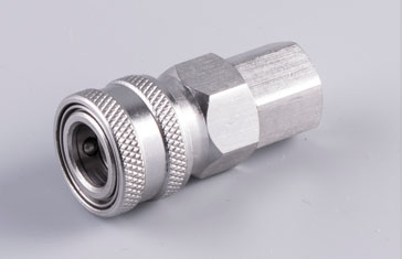 Stainless Automatic Quick Coupler Socket Female Thread