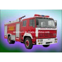 Hongyan Special Truck Water Tank Fire Fighting Truck