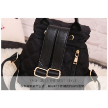Oversized Nylon Sling Shoulder Backpack