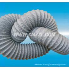 Conducto de ventilación Flexible de PVC