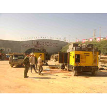 Atlas Copco 782cfm Diesel Tragbarer Schraubenkompressor