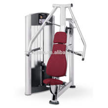 single station life fitness strength training gym equipment Seated Chest Press Machine