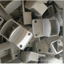 Aluminium-Zaun-Plattenhalter für 38 * 25 Schiene