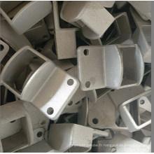 Supports de panneaux en fonte d'aluminium pour rail 38 * 25