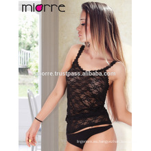 MIORRE WOMEN LACE TANK TOP