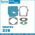 Brush cutter spares 328 gasket
