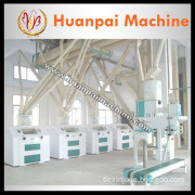 Various types of grain processing machine