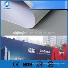 Material de publicidad 300 * 500d eco solvente pvc flex pancartas para la navidad