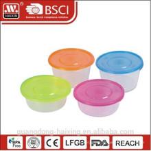 Recipiente de alimento plástico 1L
