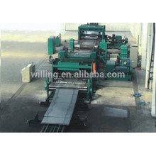 CE Approved High Speed Automatic Cut to Length Line