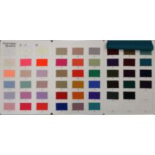 100% Tissu en polyester Tissu en polyester soie Leli