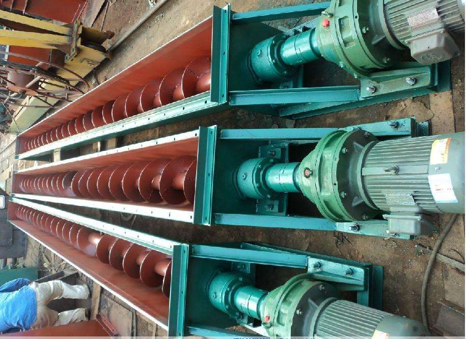 screw conveyor equipment
