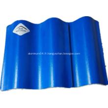 Feuille de toiture ignifuge de Mgo de papier aluminium
