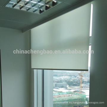 China proveedor manual de la cadena persianas enrollables ventana