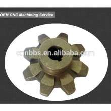 Excavator sprocket wheel manufacturer,20 years OEM machining service