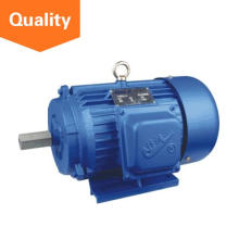 Y series 4KW ac induction cast iron three phase asychronoous electric motor