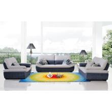 Sofa Set für Wohnzimmer Möbel Stoff Ecksofa